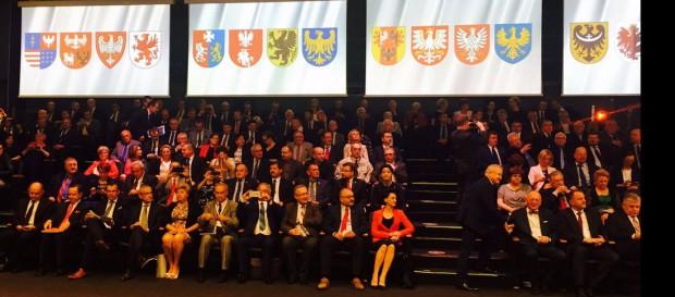 Sala obrad w Łodzi (fot.twitter)