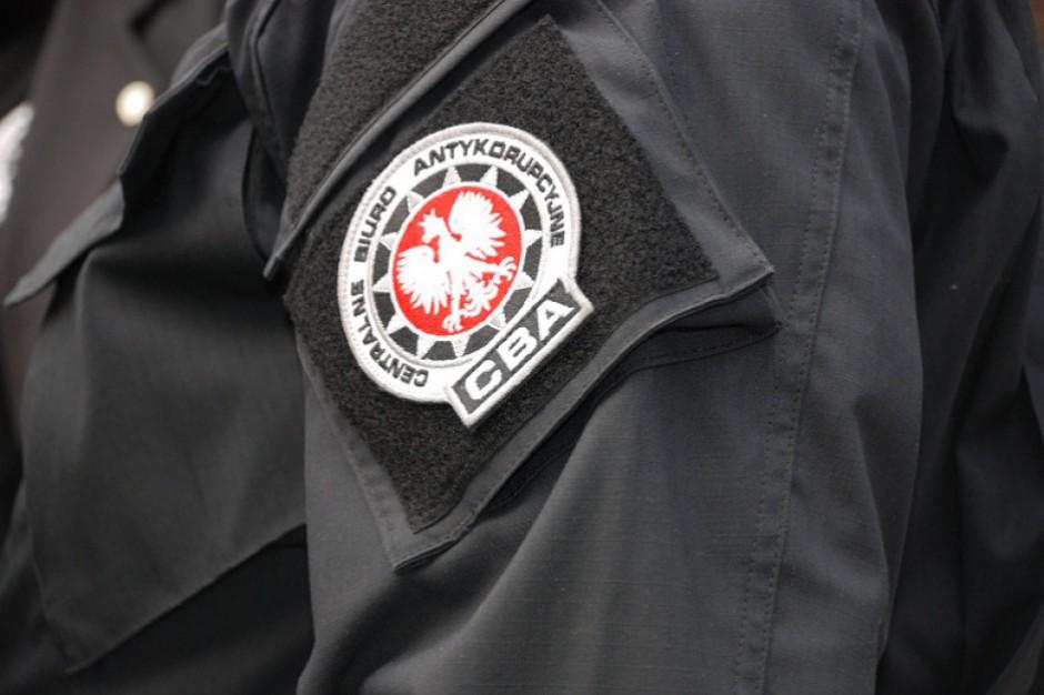 CBA zatrzymało członka zarządu powiatu ropczycko-sędziszowskiego