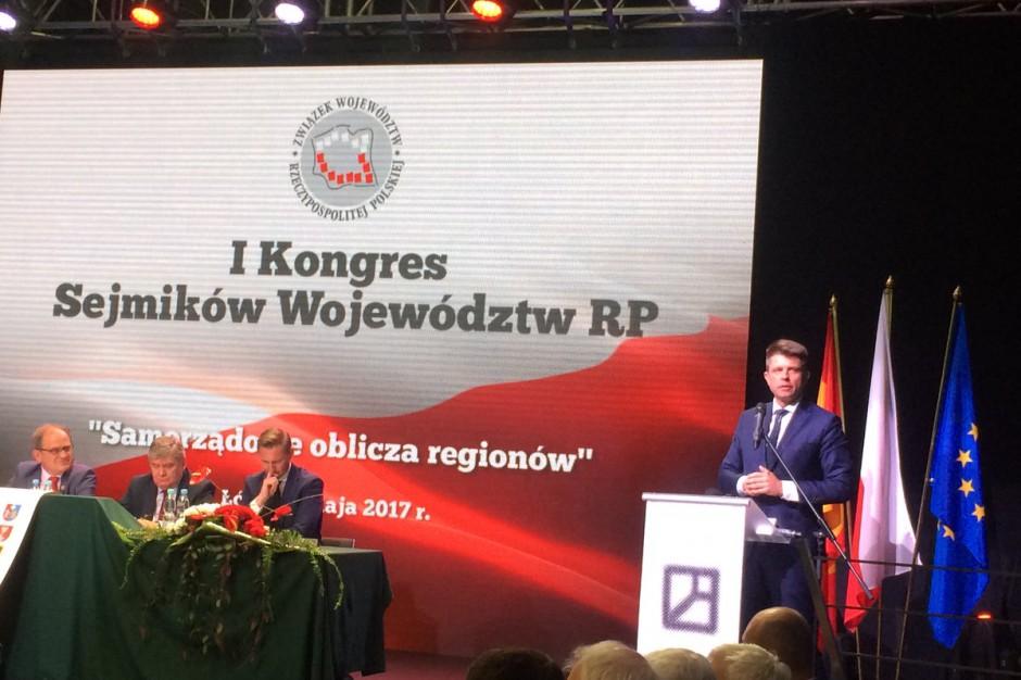 Ryszard Petru: Samorządom trzeba dać więcej władzy i pieniędzy