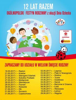 Biedronka i Caritas organizują festyny w 22 miejscowościach