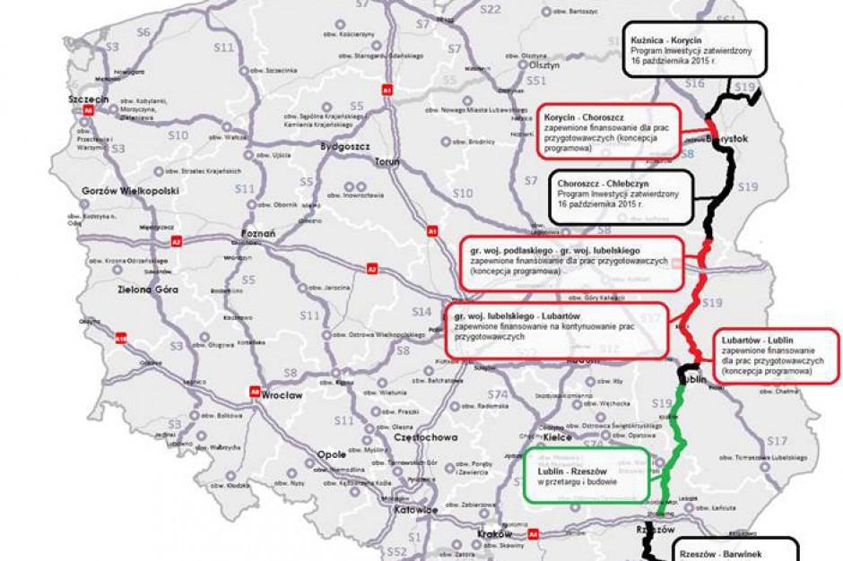 MIB: Cała trasa Via Carpatia na terenie Polski ma być gotowa do 2025 r.
