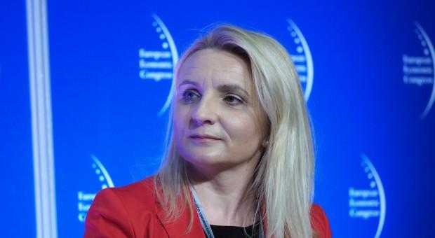 Posłanka Kukiz'15 Agnieszka Ścigaj (fot.PTWP)