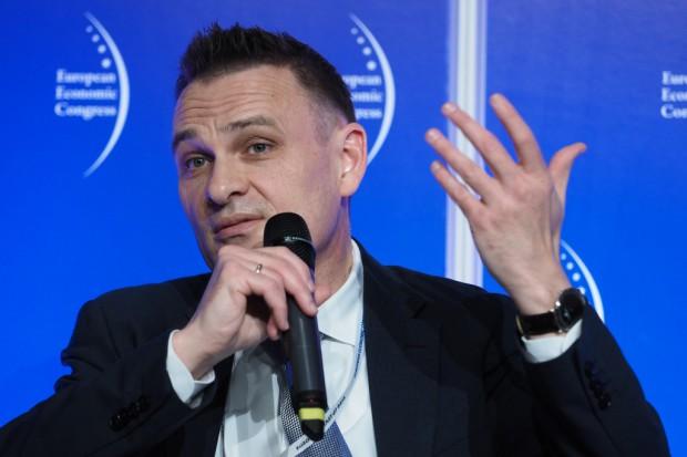 Wojciech Kaczmarczyk, dyrektor Departamentu Społeczeństwa Obywatelskiego Kancelarii Prezesa Rady Ministrów (fot.PTWP)