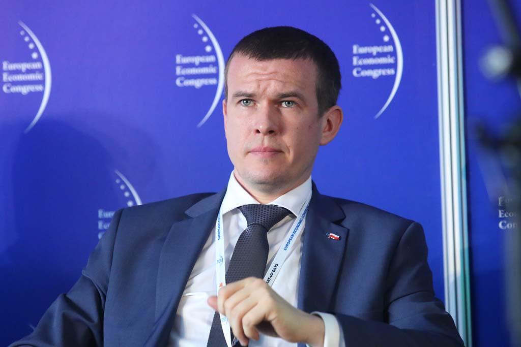 Witold Bańka, Minister Sportu i Turystyki stawia na dzieci i młodzież (fot. PTWP)