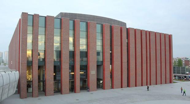 Nowa siedziba Narodowej Orkiestry Symfonicznej Polskiego Radia (NOSPR) w Katowicach, źródło: Wikimedia.org/CC