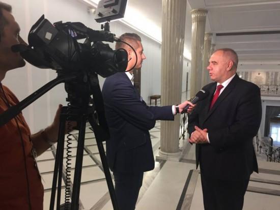 Jacek Sasin: Musimy wybić z ręki wszystkie argumenty Hannie Gronkiewicz-Waltz