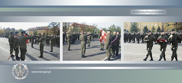 Przysięga to najważniejszy moment w życiu, każdego żołnierza - powiedział Antoni Macierewicz (fot.mon.gov.pl)