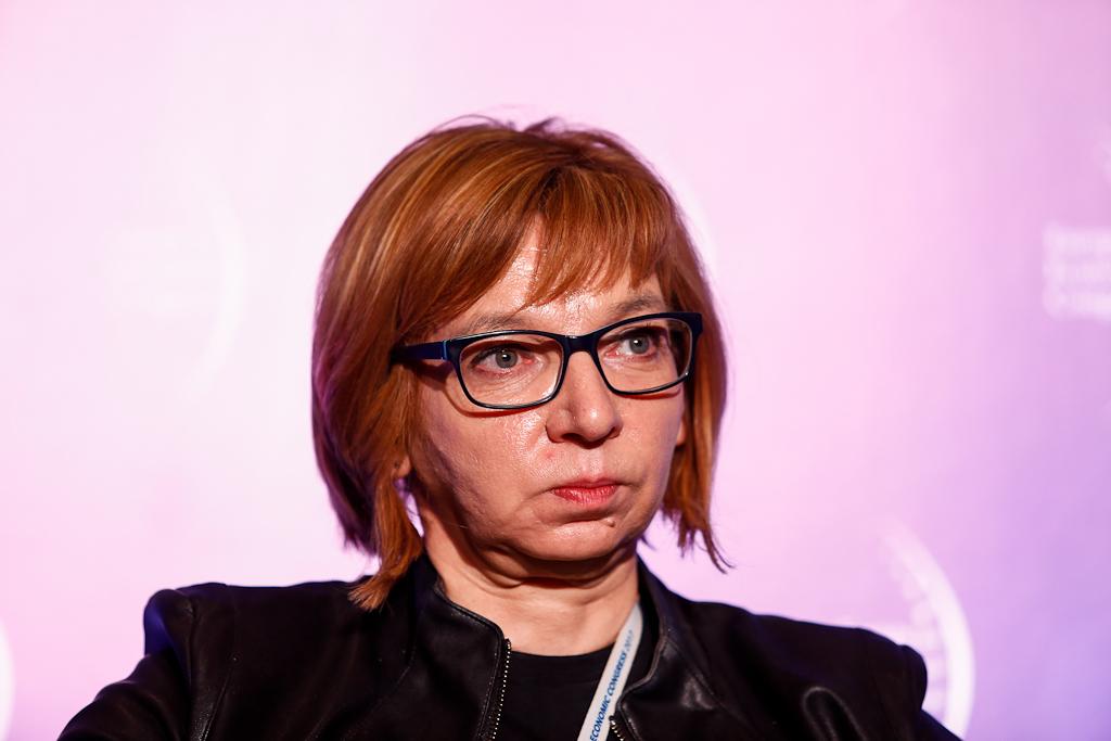 Elżbieta Radwan, burmistrz podwarszawskiego Wołomina (fot. PTWP)