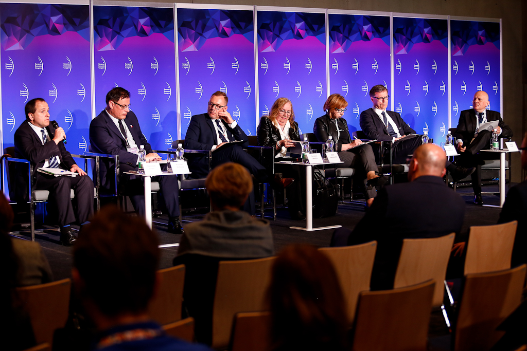 Demografia była jednym z tematów poruszonych podczas IX Europejskiego Kongresu Gospodarczego w Katowicach (fot. PTWP)