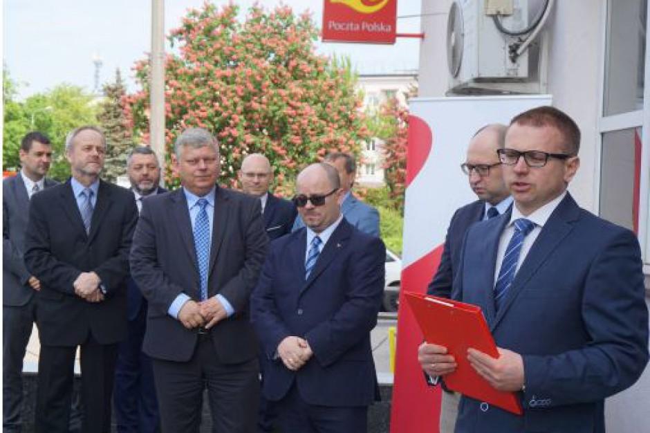 Radom z nowym centrum Poczty Polskiej. Skorzystają adresaci i mieszkańcy