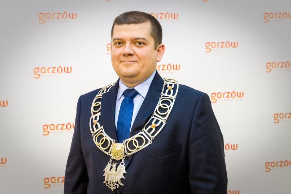 Prezydent Gorzowa Wlkp. Jacek Wójcicki uniewinniony