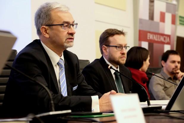 Jerzy Kwieciński: Programy regionalne od początku 2017 r. znów słabsze niż krajowe