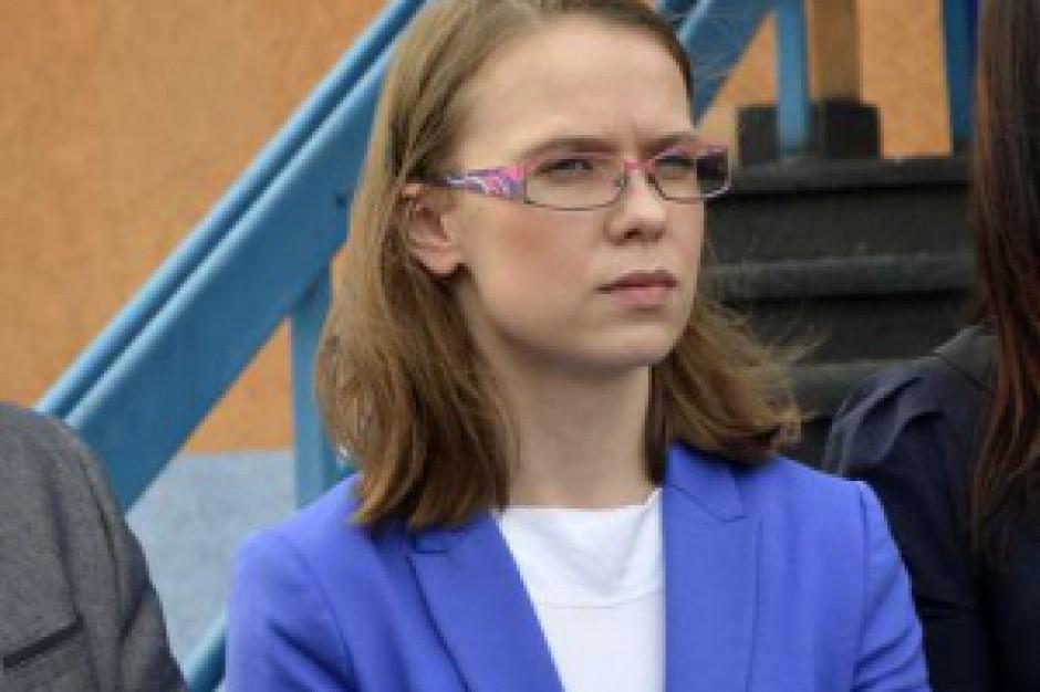 Radna Marta Kubiak zostanie posłanką