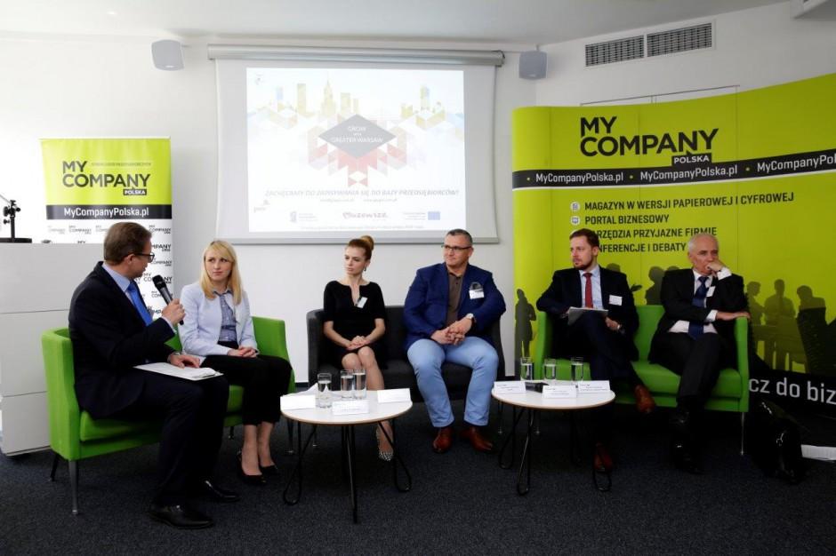 Warszawa wyda 22 mln zł na wsparcie mikro, małych i średnich firm