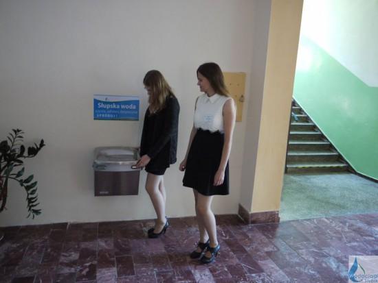 Poidełka z wodą będą hitem w krakowskich szkołach