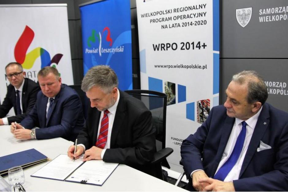 Wielkopolskie: Ponad 89 mln zł na przebudowę dróg w regionie