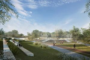 Park Centralny w Gdyni coraz bliżej