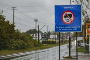 Łódź pozbyła się tirów z centrum miasta