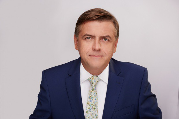 Prezes BGK Nieruchomości Mirosław Barszcz (fot.mat.pras.)