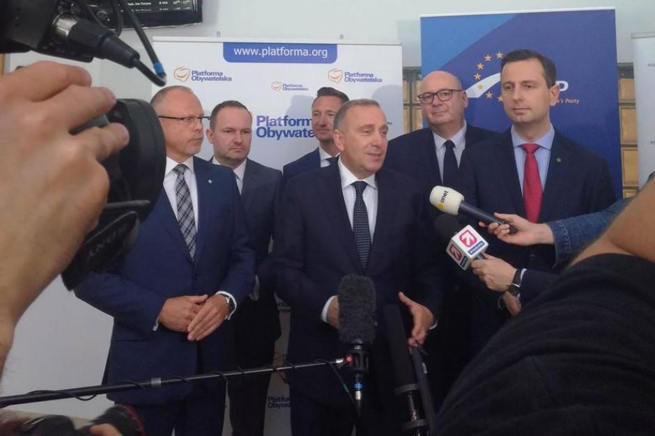 """PO i PSL chcą tworzyć """"koalicję rozsądku partii prosamorządowych"""""""