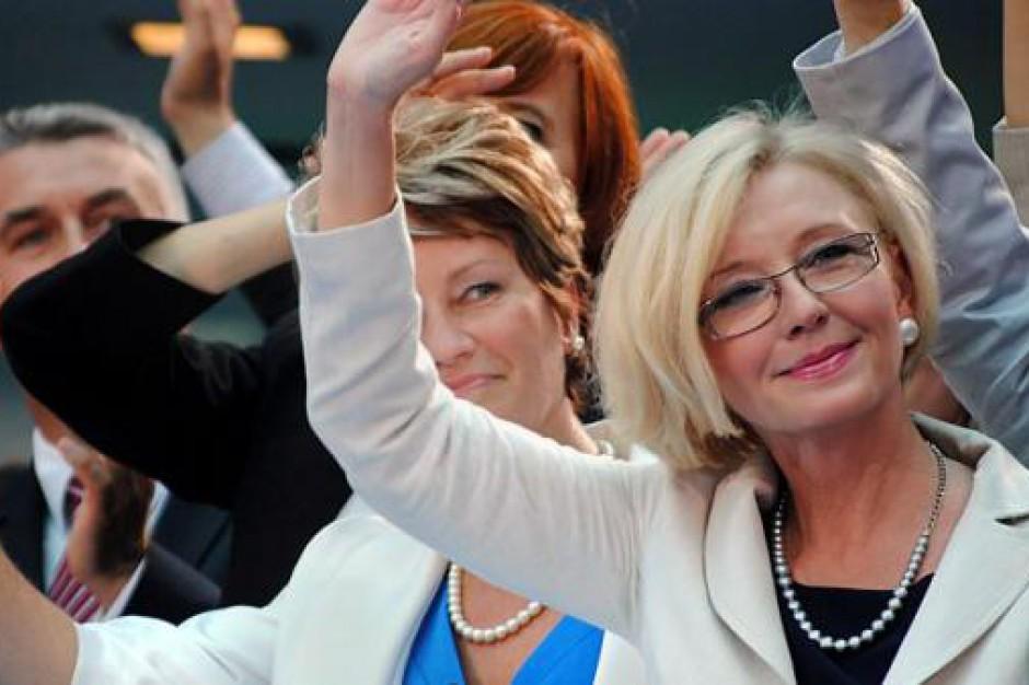 Marzena Machałek: Reforma edukacji zahamuje zwolnienia nauczycieli