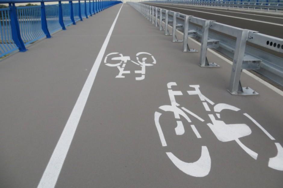 Lublin. Otwarto nowy most na rzece Bystrzycy