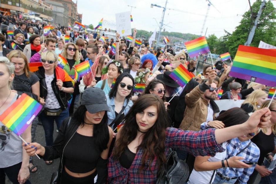 36 manifestacji w sobotę w Gdańsku - duże utrudnienia w ruchu
