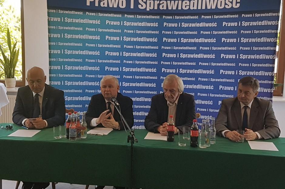 Jarosław Kaczyński: zrównoważony rozwój jest priorytetem