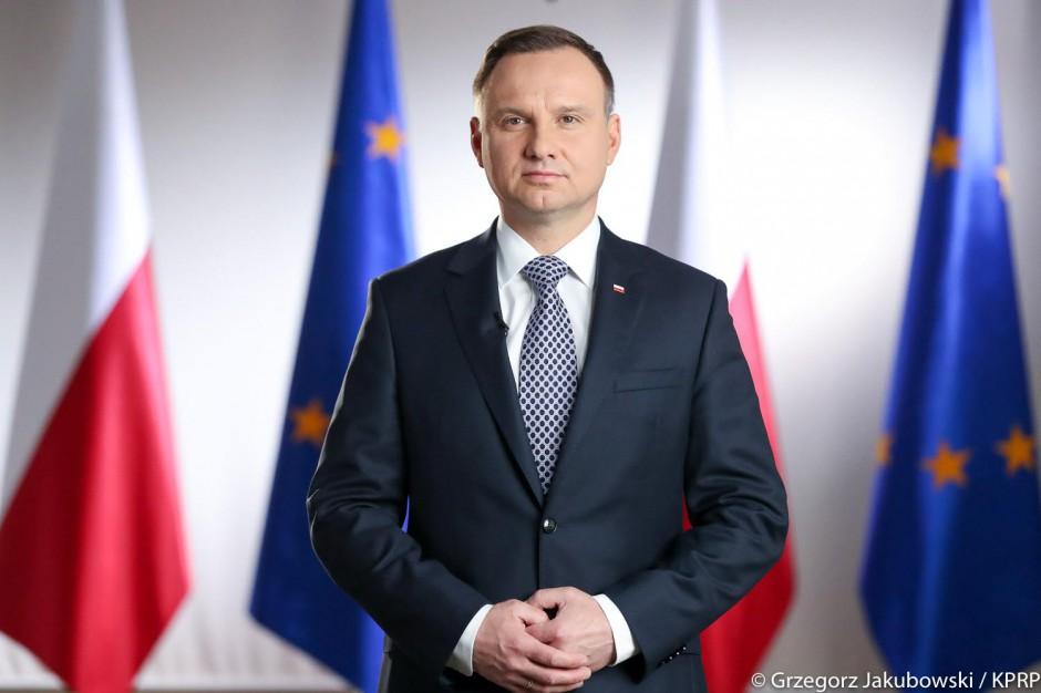 Dzień Samorządu Terytorialnego w pałacu: Andrzej Duda odznaczy samorządowców
