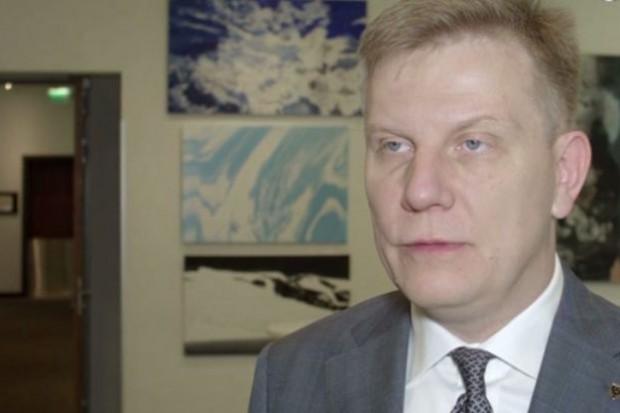 Krzysztof Bramorski, pełnomocnik marszałka województwa dolnośląskiego ds. kontaktów międzynarodowych (fot.newseria)
