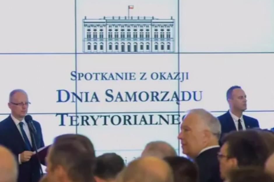 Andrzej Duda wyróżnił samorządowców
