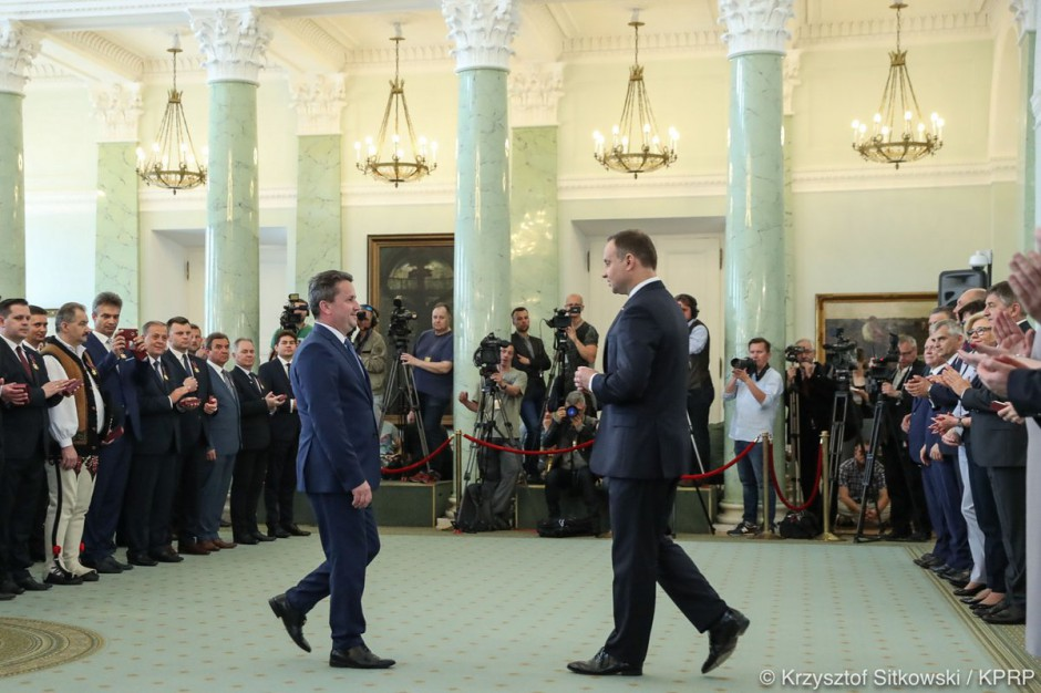Andrzej Duda: zadaniem władz jest, by samorządy mogły rozwinąć skrzydła