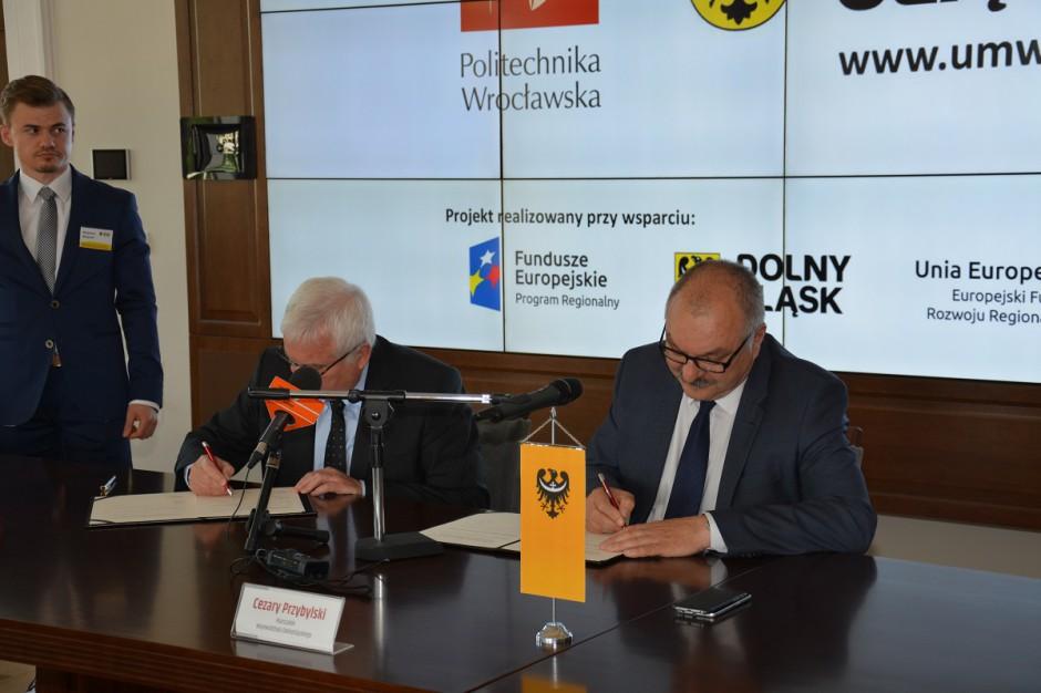 Promocja gospodarcza Dolnego Śląska zakłada współpracę ze studentami