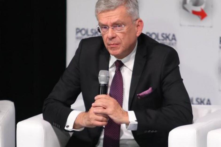 Stanisław Karczewski: działanie przewodniczącej Rady Warszawy  jest irracjonalne
