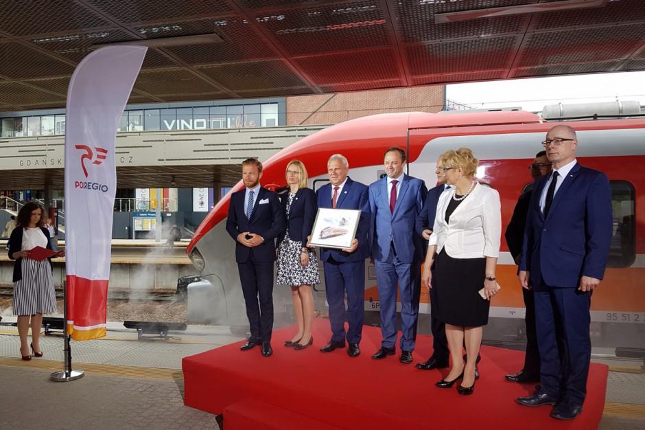 Nowy pociąg Polregio na Pomorzu. Pojedzie m.in. do Słupska, Tczewa i Trójmiasta
