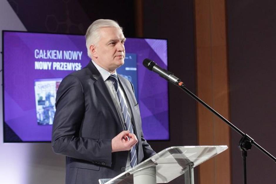 Piotr Gliński: polski rząd jest w Łodzi obecny