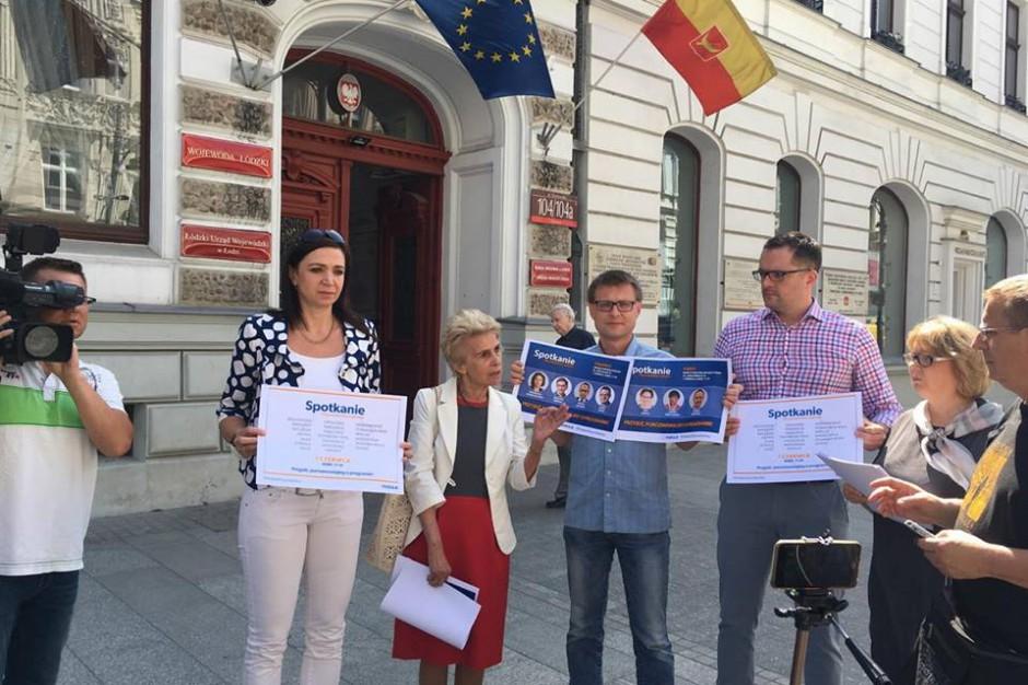 Łódzkie: Posłowie PO spotkają się z mieszkańcami miast powiatowych