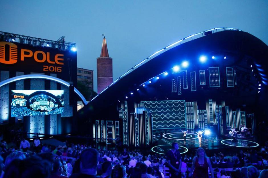 """Będzie festiwal w Opolu. Prezydent obiecuje imprezę """"na najwyższym poziomie"""""""