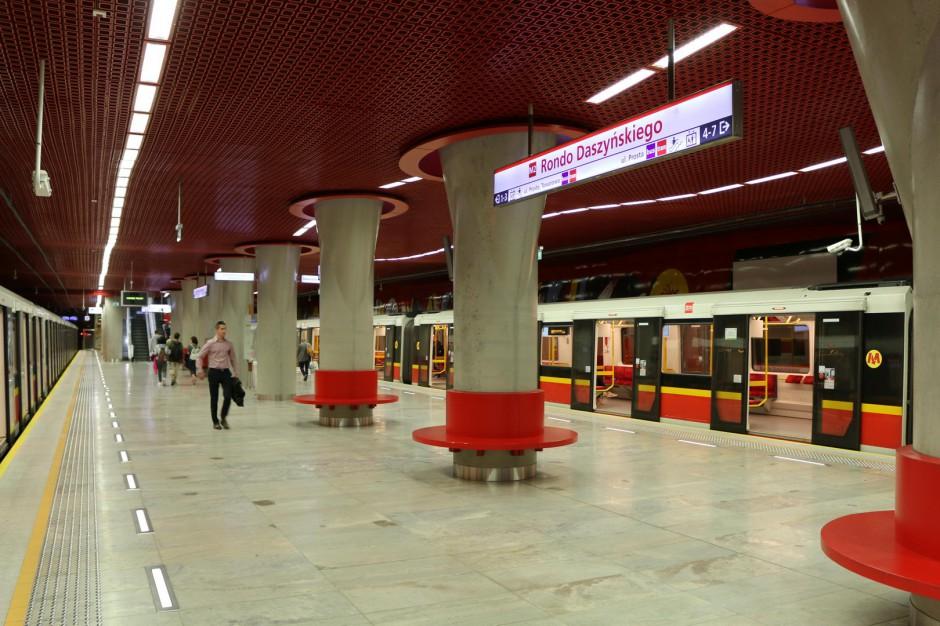 Pesa wybuduje wagony dla warszawskiego metra?