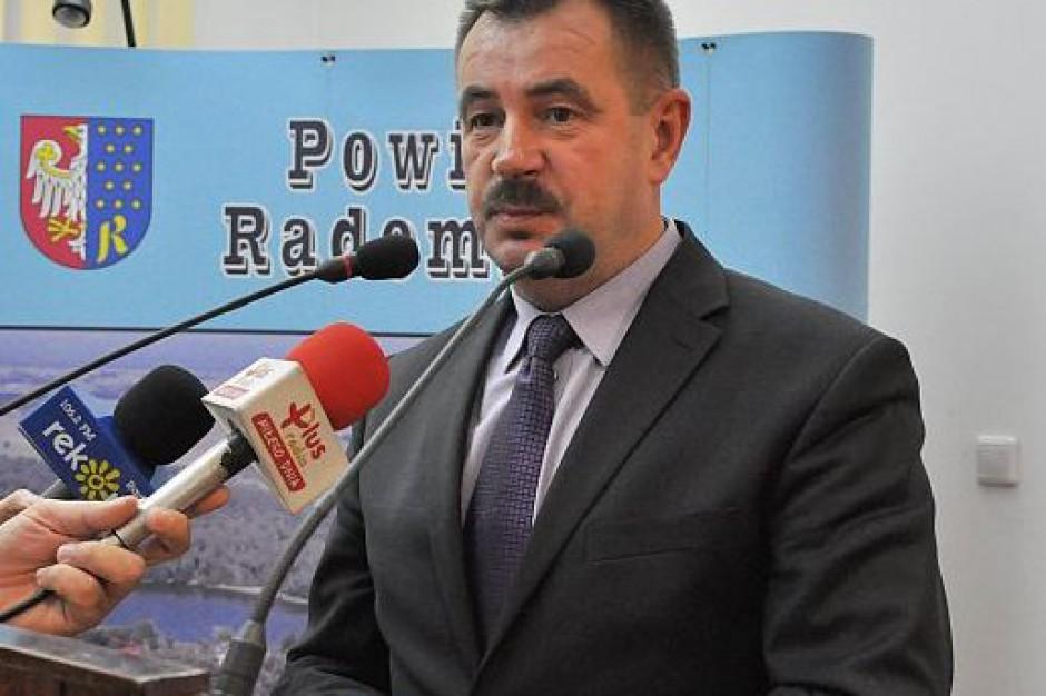 Radom stolicą Polski powiatowej dla zarządców dróg