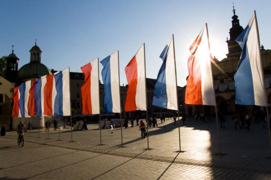 Kraków: Święto miasta będzie jednocześnie świętem miejskiej flagi