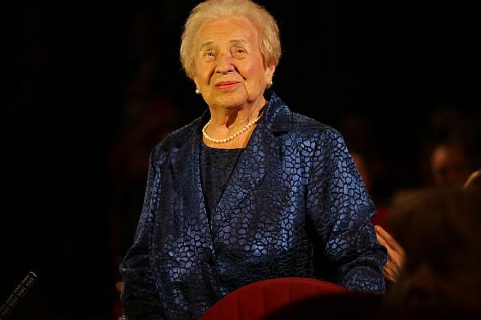 Lidia Grychtołówna honorową obywatelką Rybnika