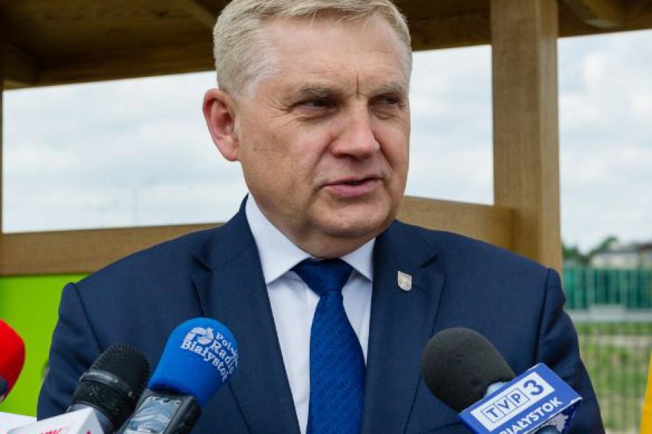 Prezydent Białegostoku skarży radnych za brak absolutorium