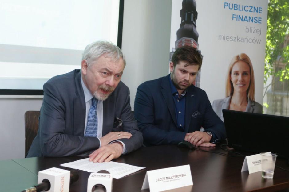 """Kraków uruchomił portal """"Przejrzyste finanse"""""""
