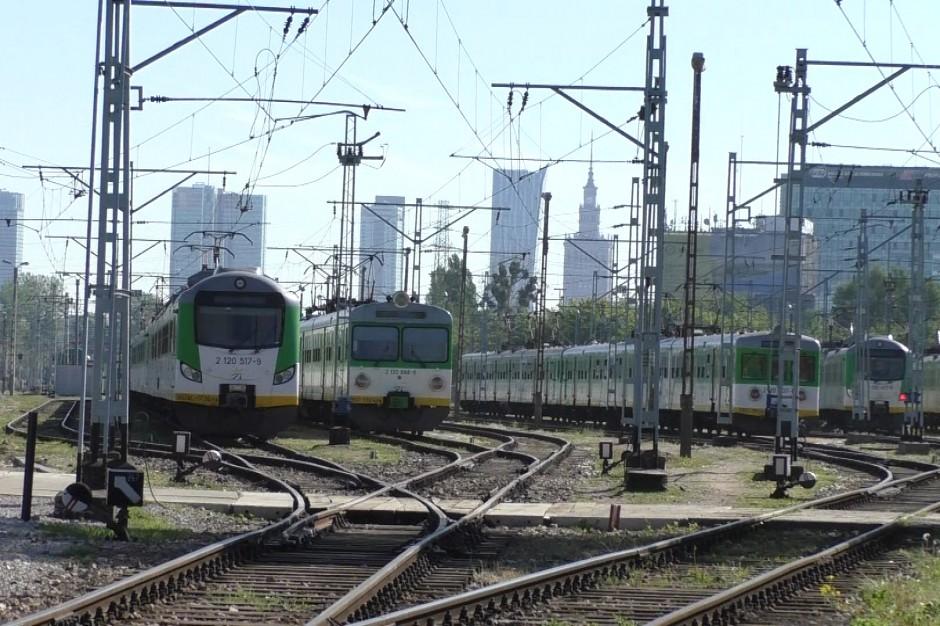 Koleje Mazowieckie stawiają na PPP. Chcą przebudować bazę w Sochaczewie