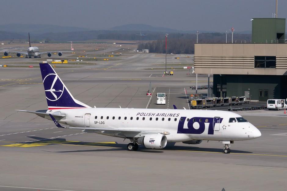 LOT będzie latał z Warszawy do Stuttgartu