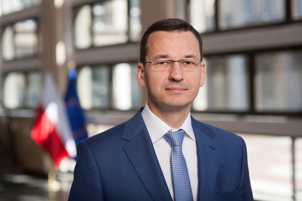 Mateusz Morawiecki: Rząd dąży do rozwoju mniejszych ośrodków miejskich