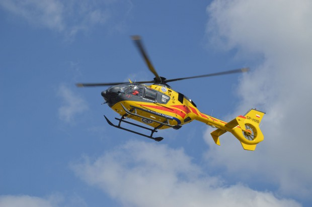 Koszalin: Lotnicze Pogotowie Ratunkowe rozpoczęło dyżur nadmorski