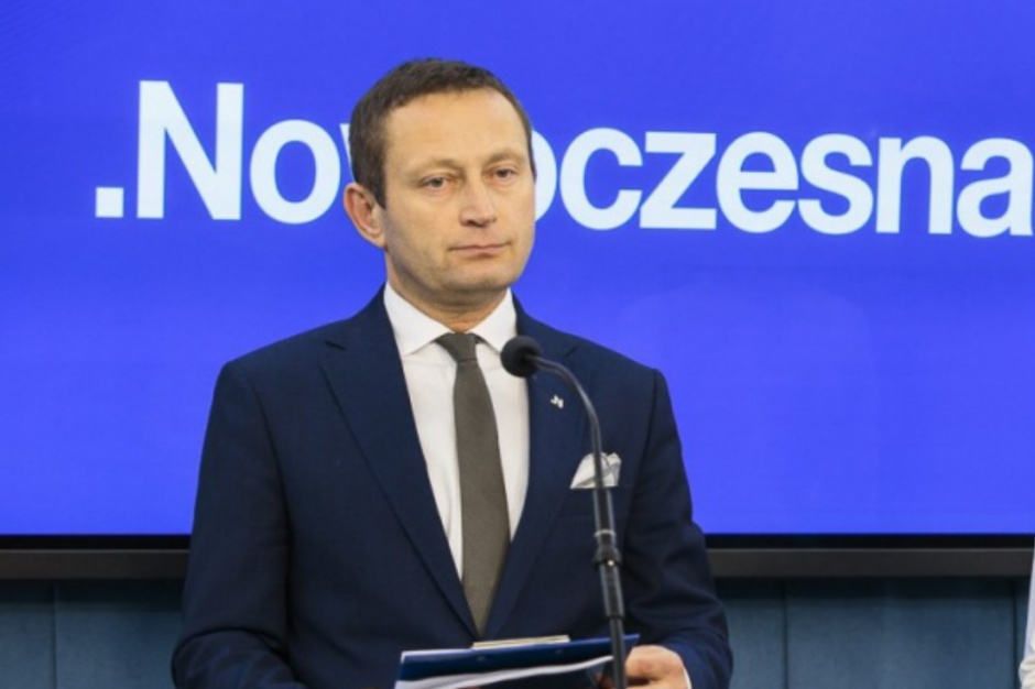 Paweł Rabiej (fot. Nowoczesna/twitter)