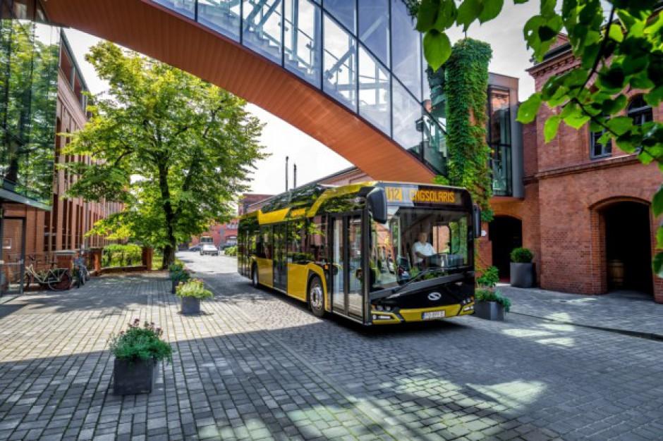 Nowoczesność w komunikacji miejskiej. Gazowe Solarisy Urbino na drogach Mysłowic